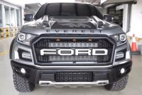 2023 Ford Everest Specs
