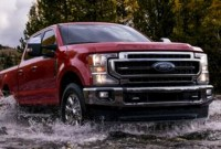 2023 Ford F250 Release date