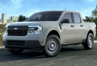 2023 Ford Maverick Engine