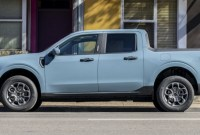 2023 Ford Maverick Pictures