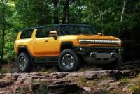 2023 GMC Hummer EV Spy Shots