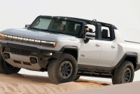 2023 GMC Hummer EV SUV Concept