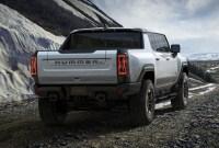 2023 GMC Hummer EV SUV Powertrain
