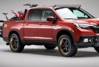 2023 Honda Ridgeline Type R Pictures