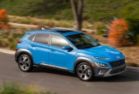 2023 Hyundai Kona Spy Photos