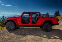 2023 Jeep Gladiator Specs