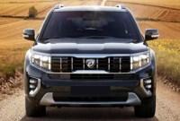 2023 Kia Pickup Truck Images
