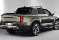 2023 Kia Pickup Truck Interior