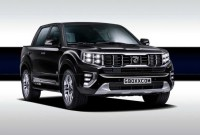 2023 Kia Pickup Truck Pictures