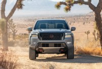 2023 Nissan Frontier Pro4X Images