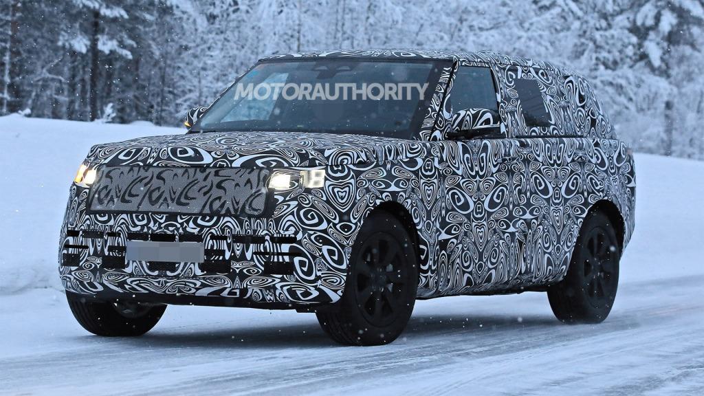 2023 Range Rover Sport Specs