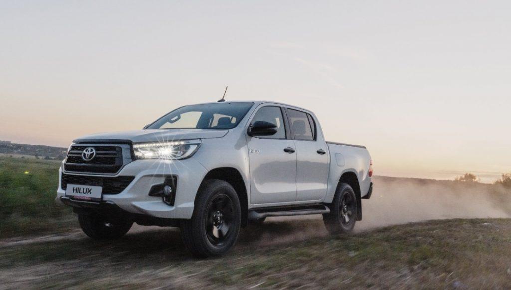 2023 Toyota Hilux Powertrain