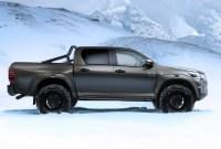2023 Toyota Hilux Spy Photos