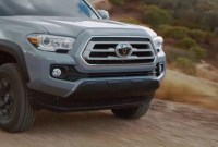 2023 Toyota Tacoma Trail Edition Drivetrain
