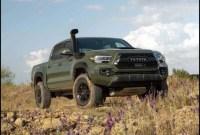 2023 Toyota Tacoma Trail Edition Spy Photos