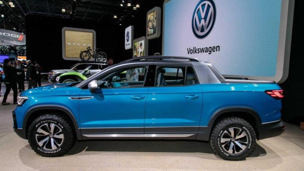 2023 VW Tarok Wallpaper