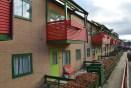Terraced houses in Raby Street (Feb 2014)