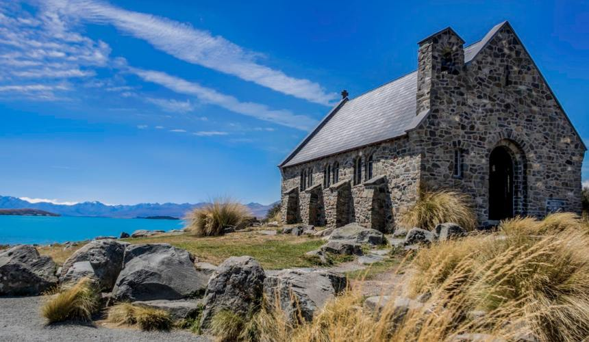 What makes a church great?