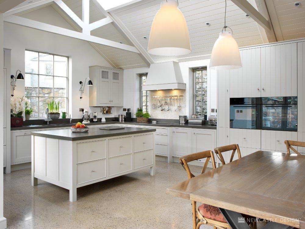 New Kitchen Design Plain English Collection 2013