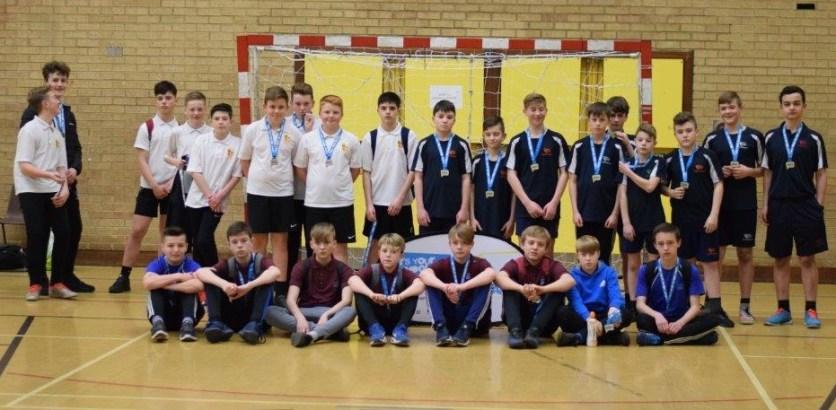 5 School Games Handball 09.03.2017 1166