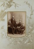 Unidentified family portrait - State Library of Qld