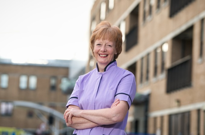 Research Matron Aileen Burn featured in COVID-19 vaccine article