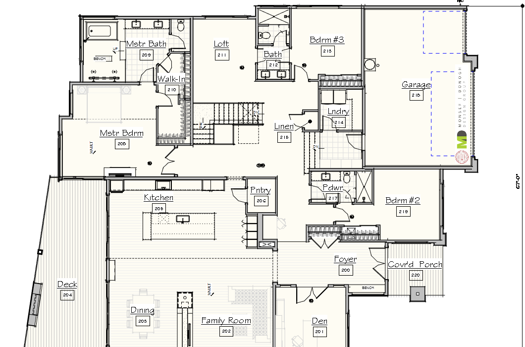 Newcastle Modern Homes