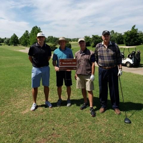 newcastle-umc-golf-team