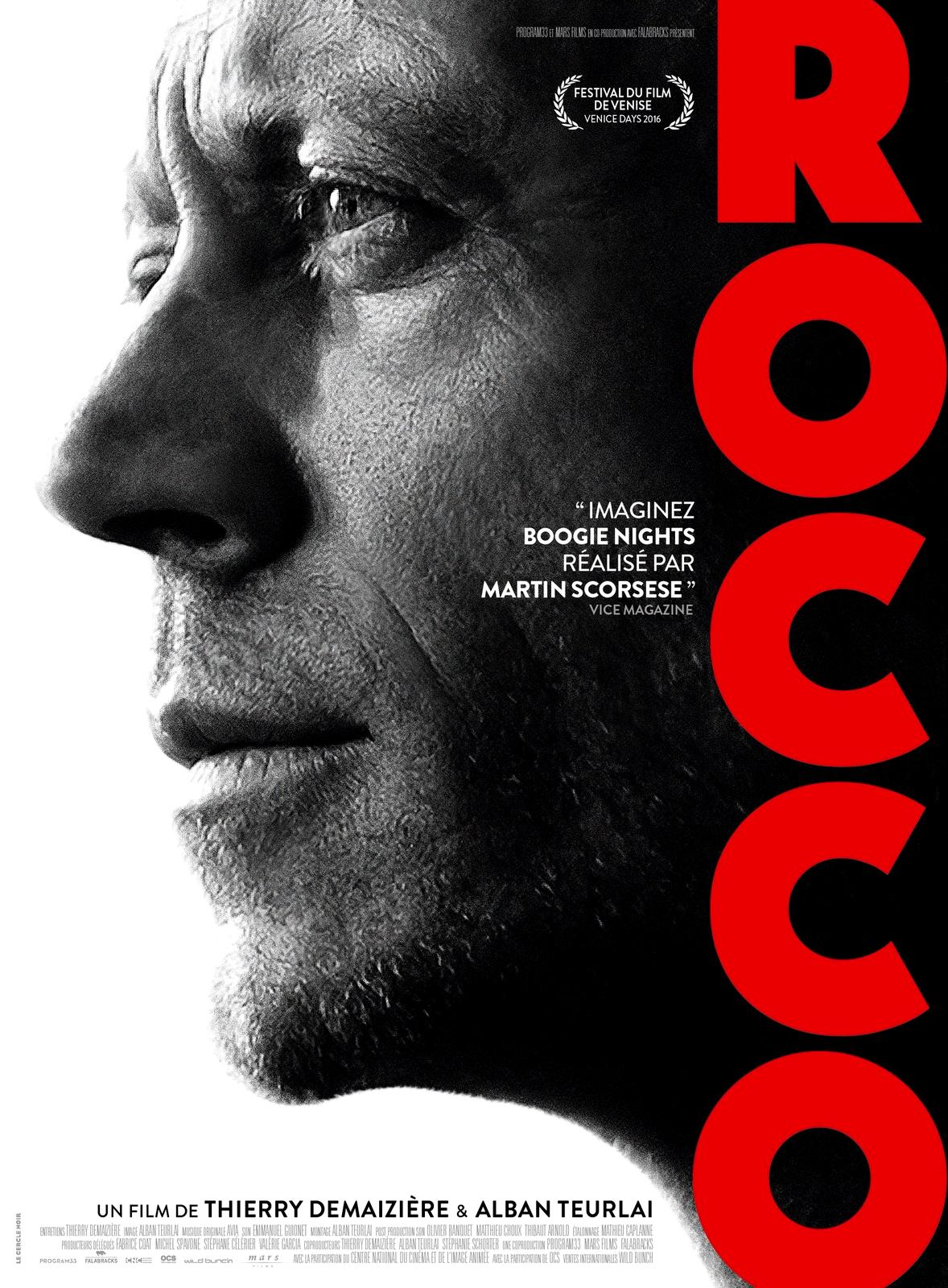 Rocco (2016) • Movie review • Celluloid Paradiso