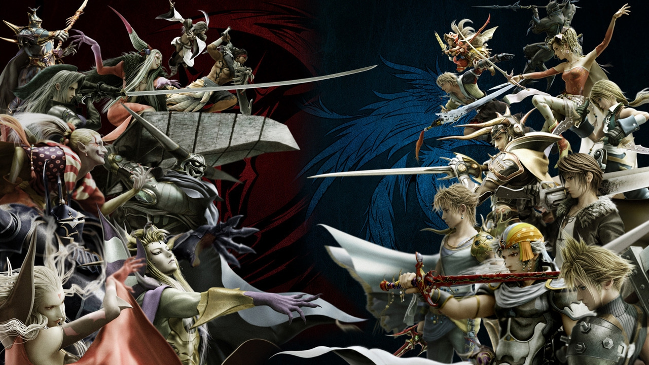 Dissidia Final Fantasy NT coming to San Diego Comic Con