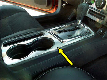 Dodge Challenger Parts And Accessories Store Interior Trim