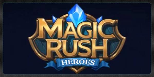 Magic Rush Heroes Hack Cheats Diamonds,Gold Android iOS