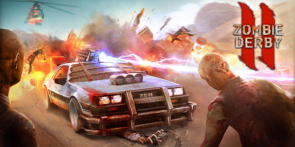 Zombie Derby 2 Hack Cheats Unlimited Coins Android iOS