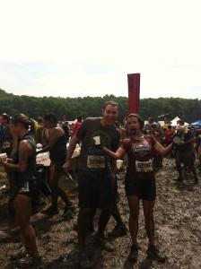 Muddy finishers
