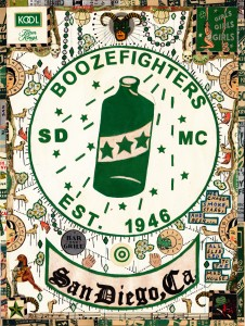 The Booze Fighters, San Diego, CA_100