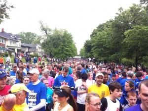 Ridge Run 5K/Photo: Zach Freeman