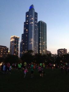 Firefly Run/Photo by Zach Freeman