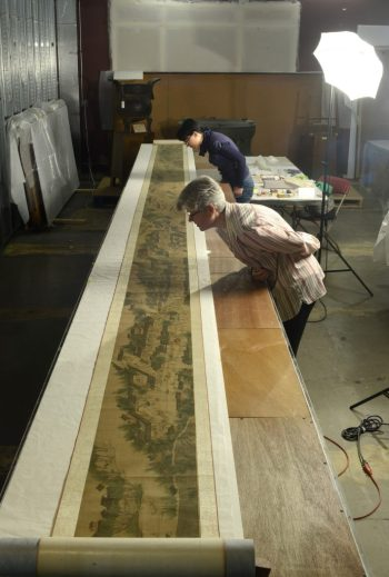 Qingming Scroll Painting