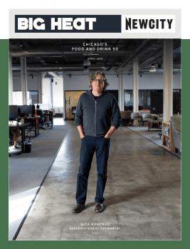 Editor's Letter: April 2019