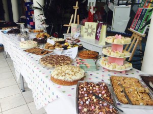 Cakes at Easter Funday