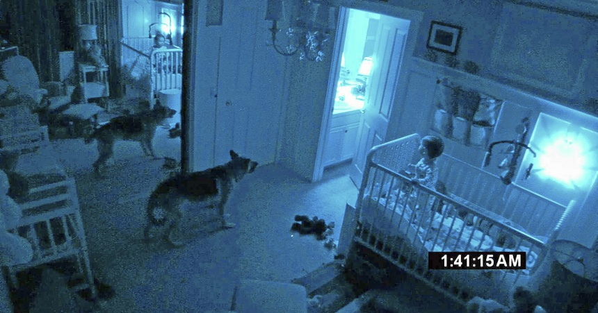 review paranormal activity 2. Black Bedroom Furniture Sets. Home Design Ideas