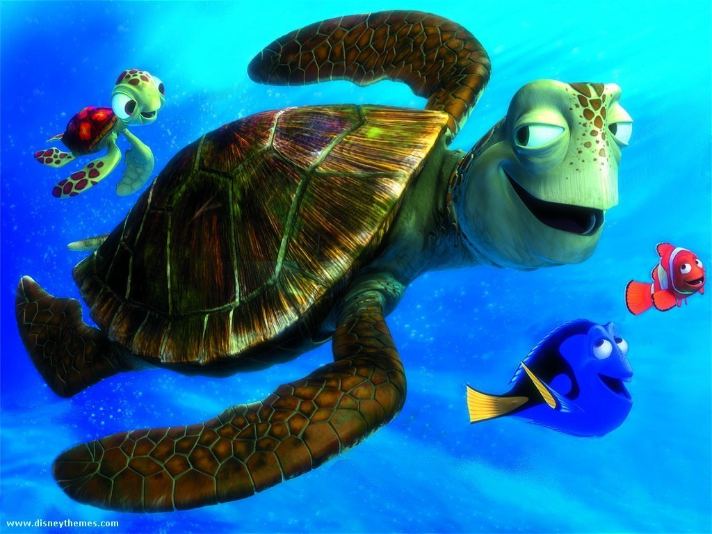 Review Finding Nemo 3d