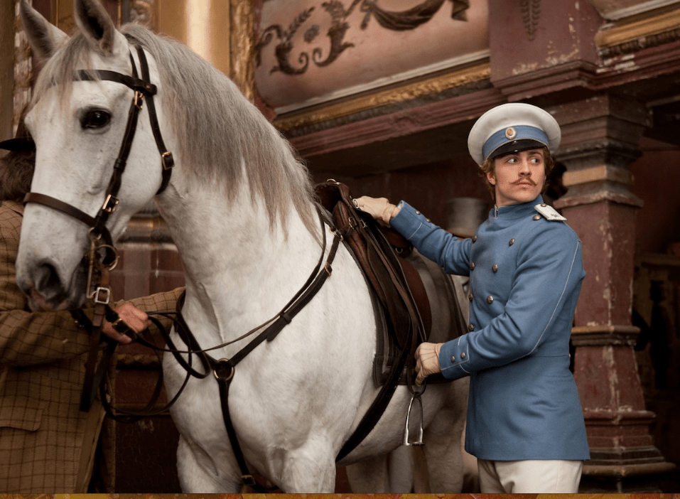 anna karenina horse race