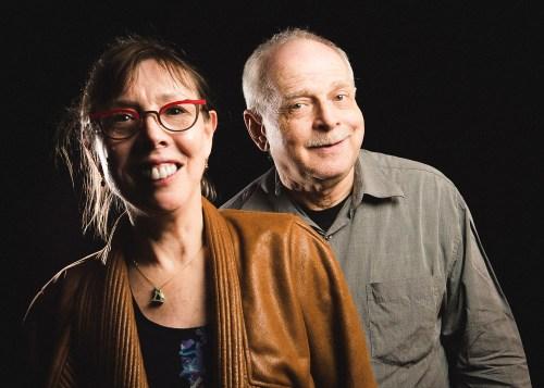 Barbara Scharres and Martin Rubin/ Photo: Joe Mazza/Brave Lux