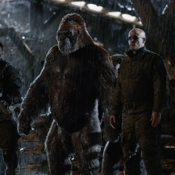 "<span class=""entry-title-primary"">Dark Days</span> <span class=""entry-subtitle"">A Review Of ""War For The Planet Of The Apes""</span>"