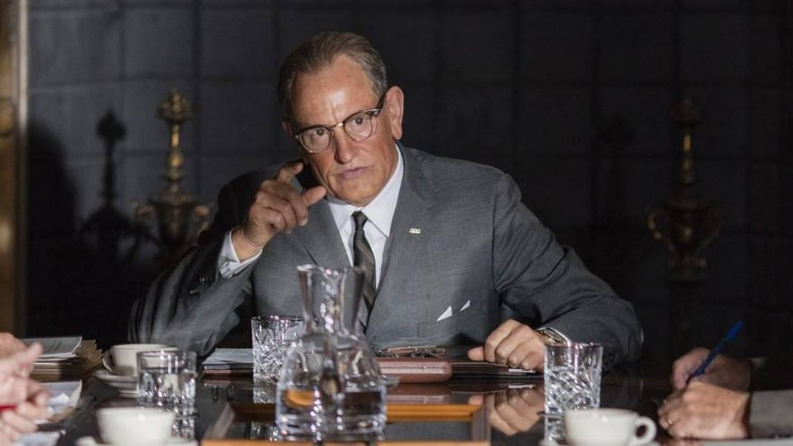 "Masked Power: A Review Of Woody Harrelson's Hidden ""LBJ"""