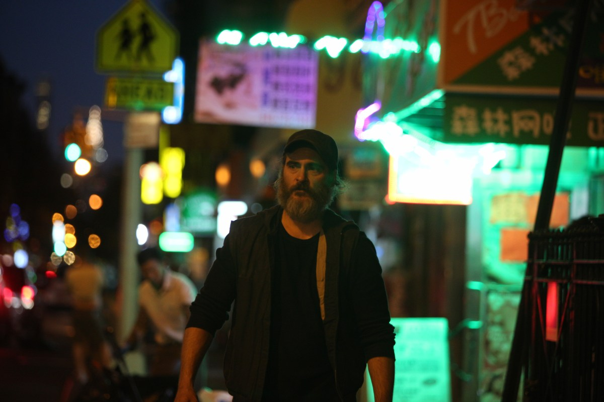 "God's Only Man: A Review Of Lynne Ramsay's ""You Were Never Really Here"""