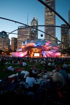 City Of Film Festivals: Millennium Park Spreads The Wealth