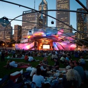 City Of Film Festivals: Millennium Park Spreads The Wealth