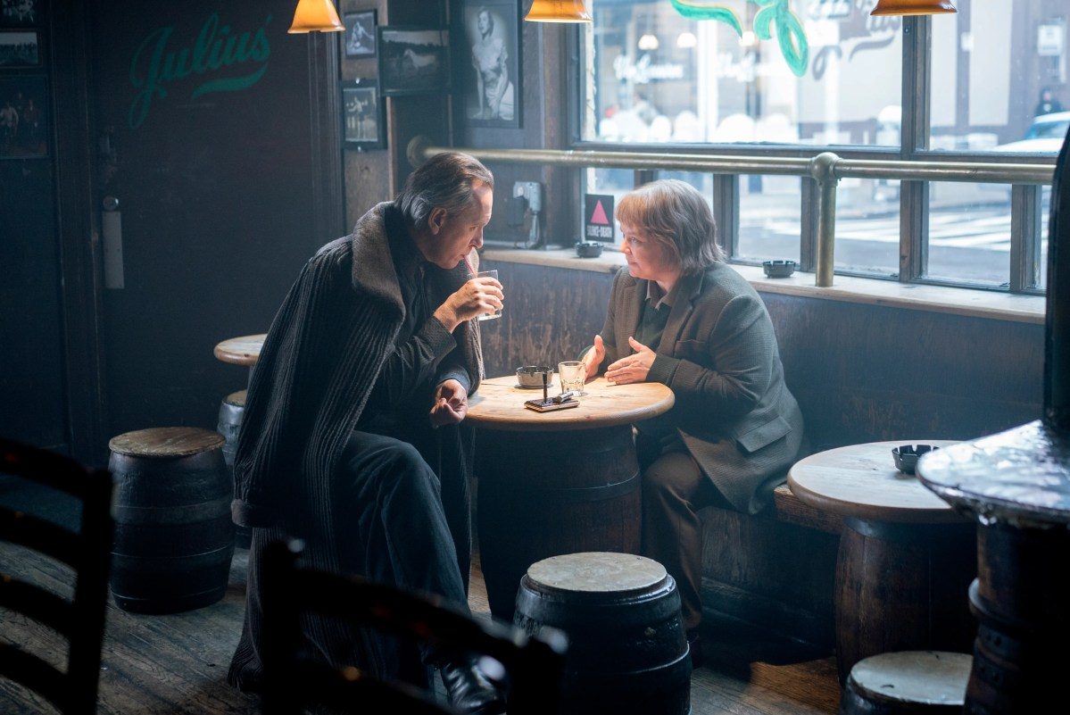 "Unblocked: A Review Of  ""Can You Ever Forgive Me?"""